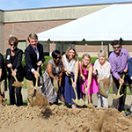 Wake County leaders break ground for new construction