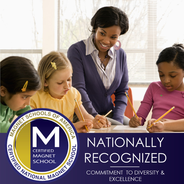 'An Honor to be Cherished' - Five Magnet Schools Attain National Certification