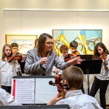 Yale Cites WCPSS with Distinguished Music Award