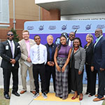 South Garner HS ribbon cutting