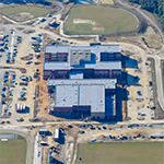 Willow Spring High construction