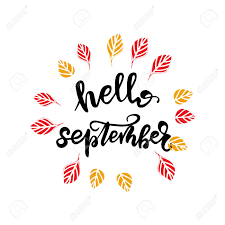 A September To Remember!