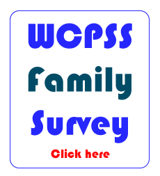Click here for the WCPSS Family Survey