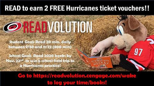 Readvoultion Hurricanes Tickets