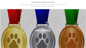 paws awards