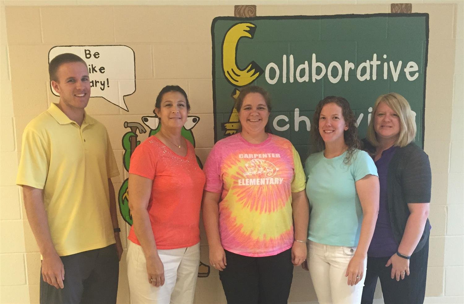 Carpenter Elementary Specialists
