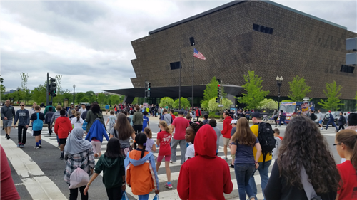 National African American History and Culture Museum