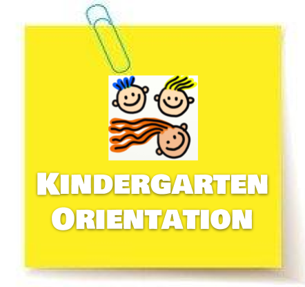 Click here to visit our Kindergarten Orientation Website for the 2020-2021 school year.