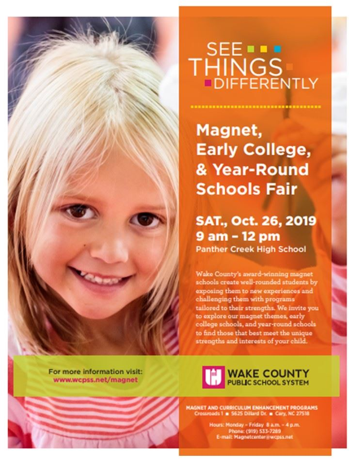 WCPSS Magnet Fair