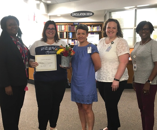 2019 EXCEPTIONAL CHILDREN EDUCATOR OF EXCELLENCE RECOGNITION