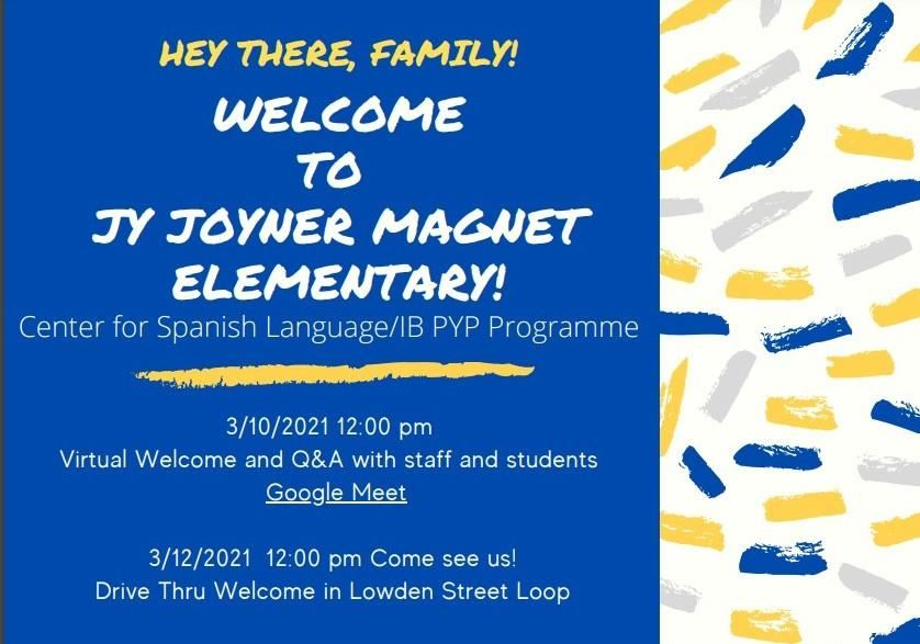 Welcome to Joyner Magnet