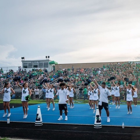 LRHS Cheerleading