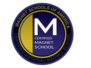 certified magnet school seal