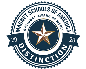 Logo of 2019-2020 Magnet School of Distinction