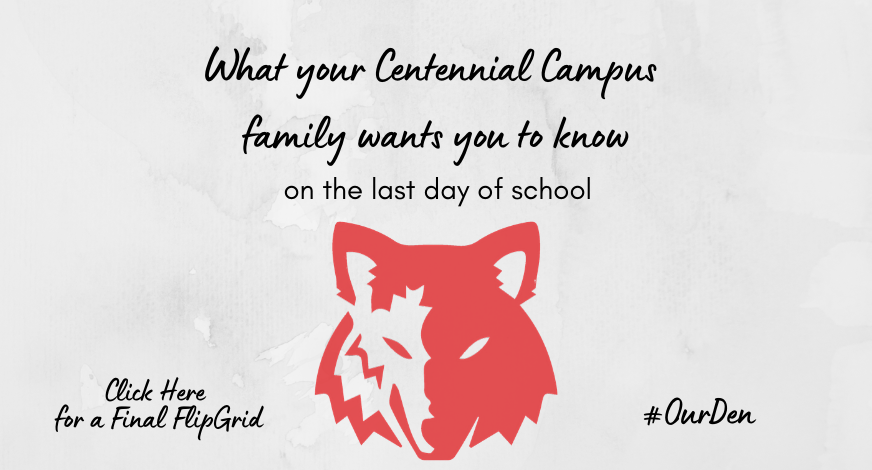 What Your Centennial Campus Family Wants You To Know