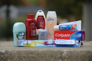 Centennial Campus PTSA Toiletry Drive