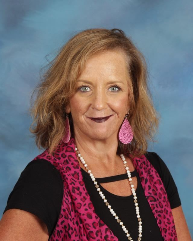 Rhonda Lusher - Career Development Coordinator