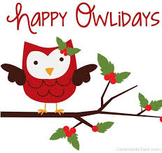 Happy Owlidays