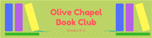 image banner of book club