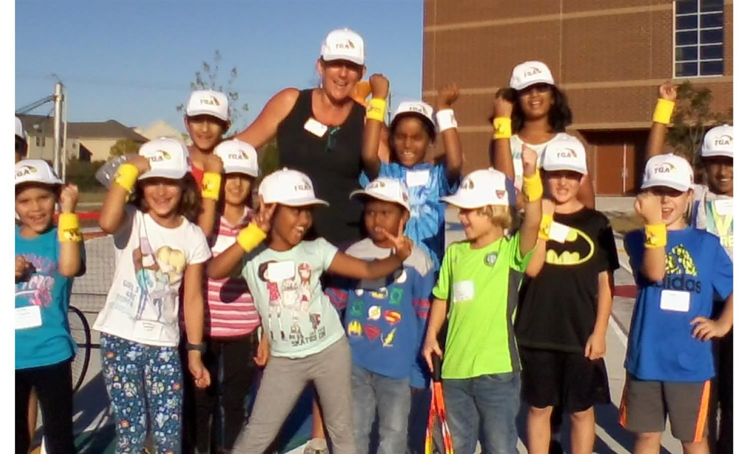 TGA Golf & Tennis Classes at HCES