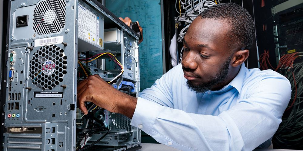 Information Technology-Tech Support