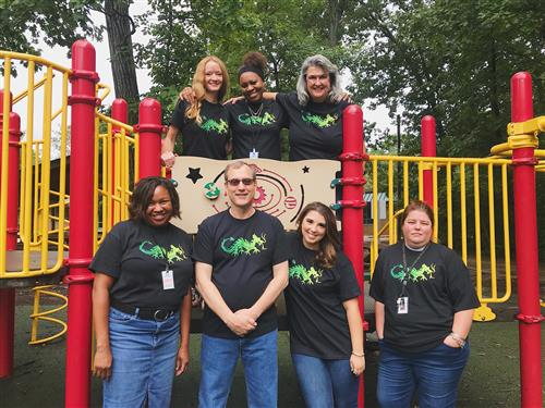 Our 2nd Grade Team!