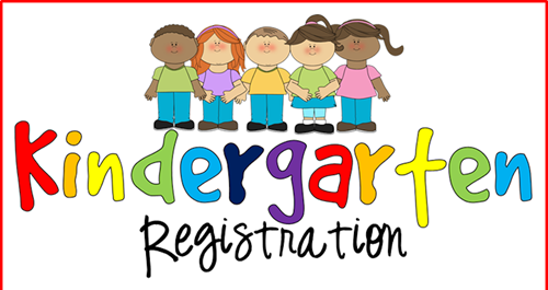 2019-20 Kindergarten Registration is NOW OPEN!