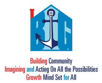 school theme building community imaging and acting on all the possibilities growth mind set for all