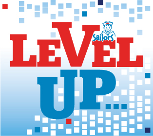 Level Up Graphic