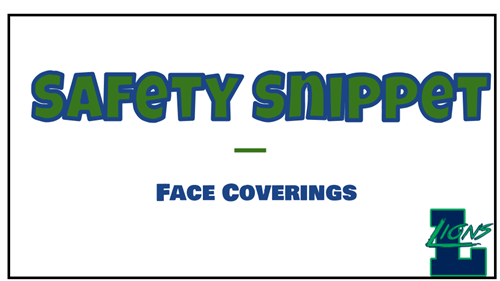 ss face coverings