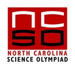 North Carolina Science Olympiad Logo Link with n c s o letters in a red square