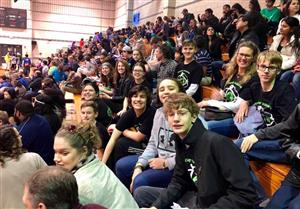 Science Olympiad Crowd