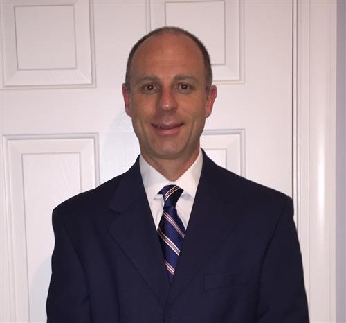 Principal Chris McCabe