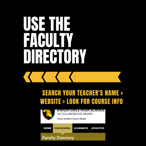 faculty directory