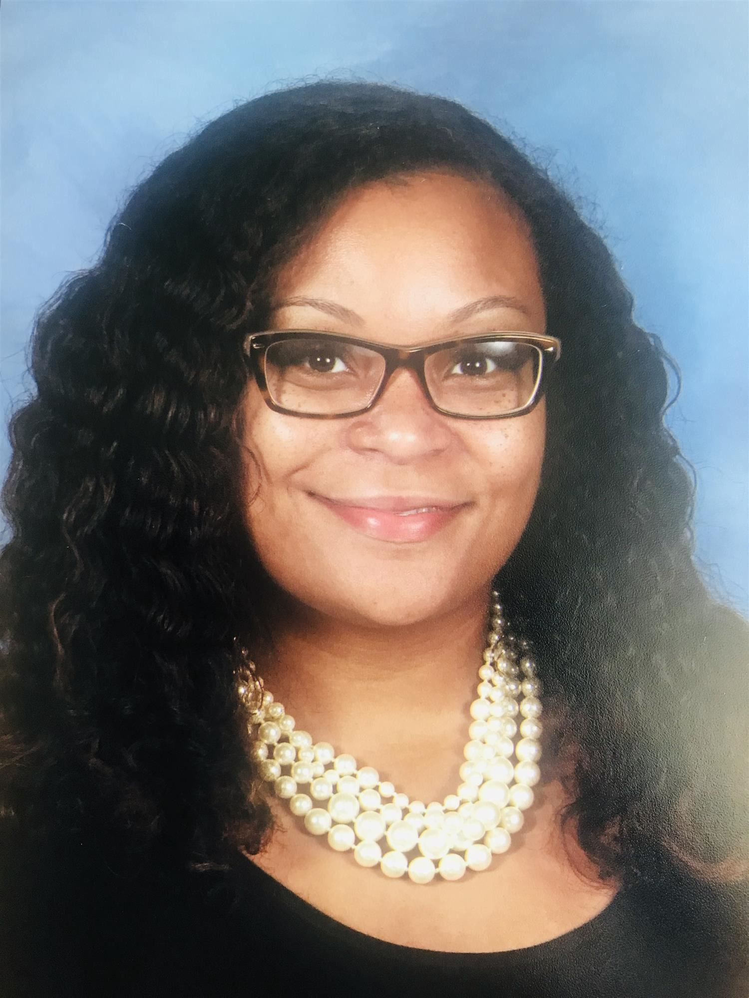 Ms. Evans, School Counselor
