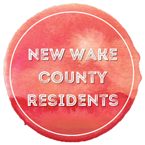 new wake county residents