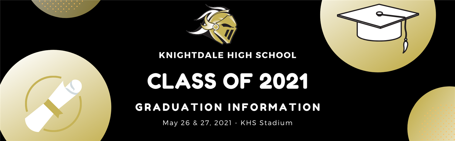 KHS graduation May 26 and 27