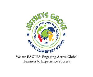 JGMES Logo with eagles