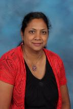 Ms. Brunda Govindamma, Instructional Assistant