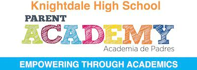 Parent Academy - May 9