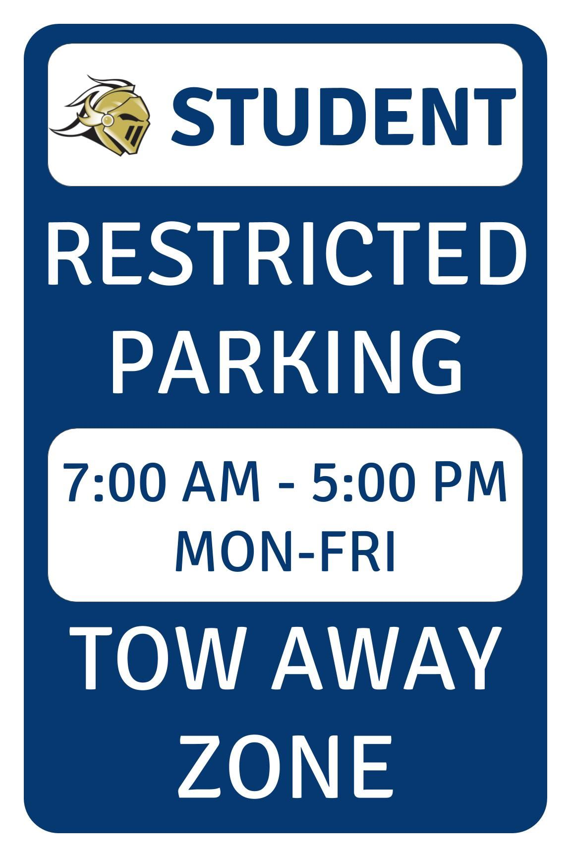 Purchase a KHSCD Parking Pass