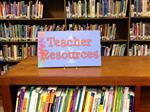 Teacher Library Resource Sign up link