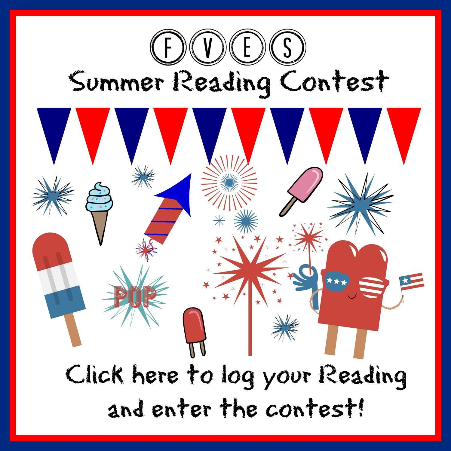 2018 Summer Reading Contest