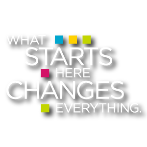 What Starts Here Changes Everything