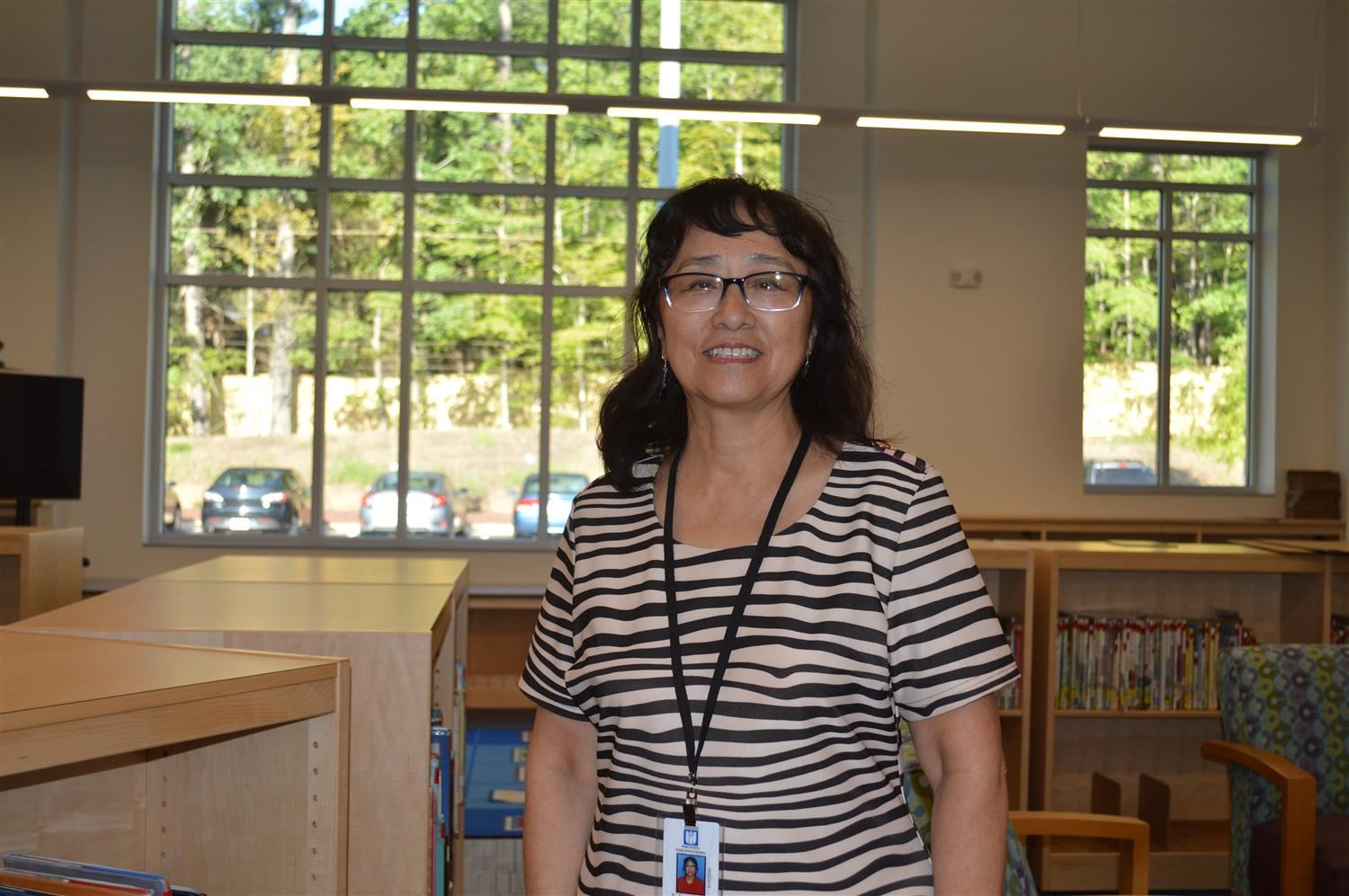 Ms. Jinhua Zheng, Instructional Assistant