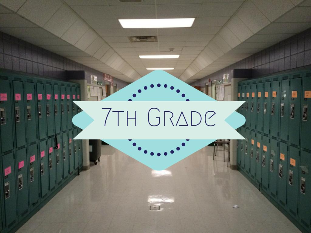grade 7 overview