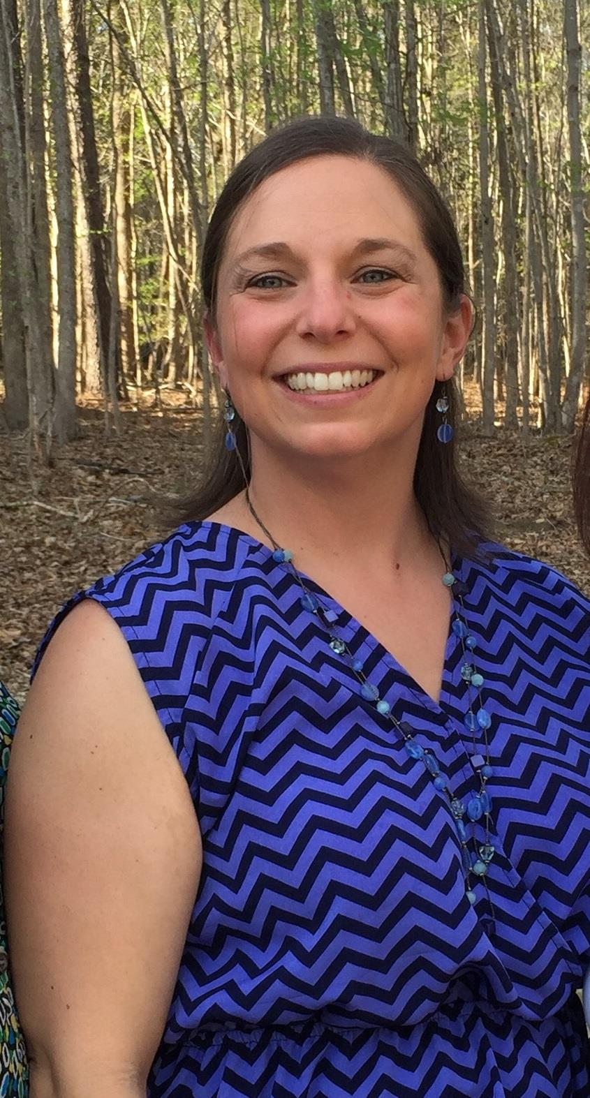 Mrs. LeighAnne Sandy - Physical Education Teacher