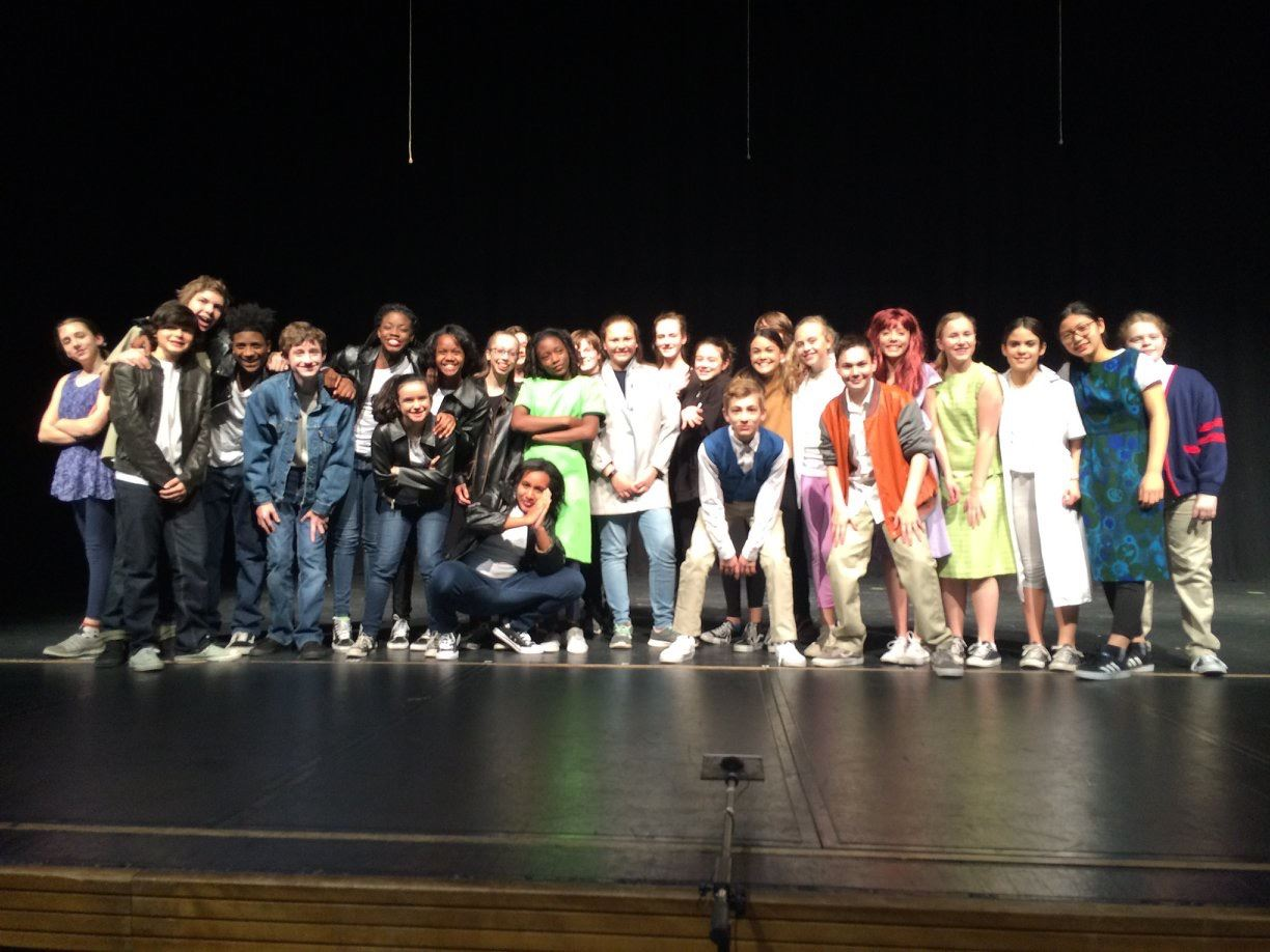 NCTC Middle School Play Festival