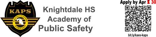 Knightdale Academy of Public Safety (KAPS)