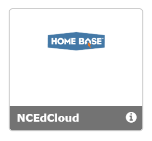 This image shows the icon for Homebase/NC EdCloud